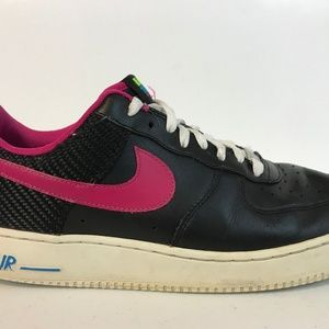 """Nike Air Force 1 """"London"""" Low Top Mens Size 9.5"""